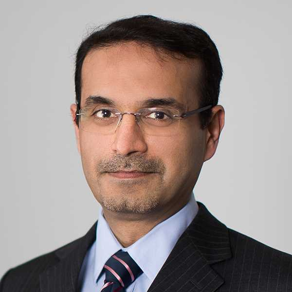 Mehboob Dossa, Governing Partner, McGuireWoods London